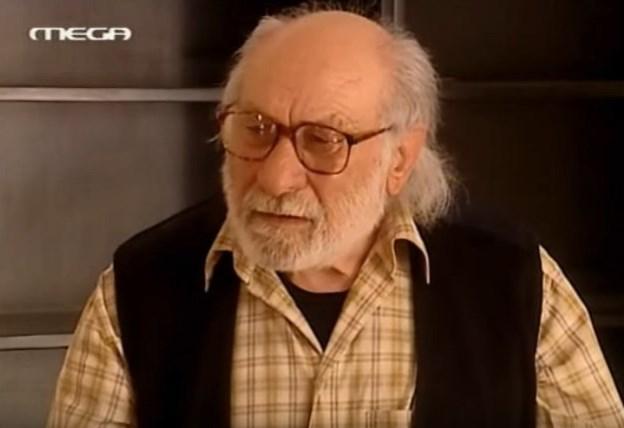 Βασίλης Τσάγκλος: Πέθανε ο αγαπημένος παππούς του Παρά Πέντε