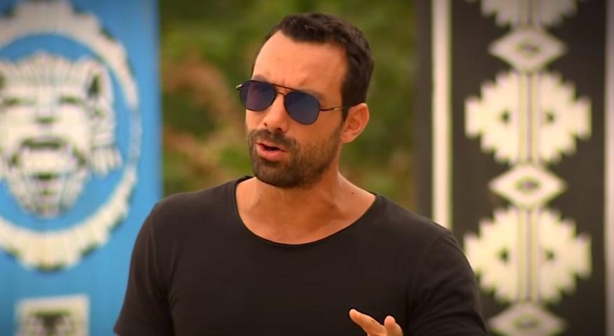 Survivor: Ο Σάκης Τανιμανίδης απολογείται δημόσια για την ημέρα προβολής της δεύτερης ελληνοτουρκικής μάχης