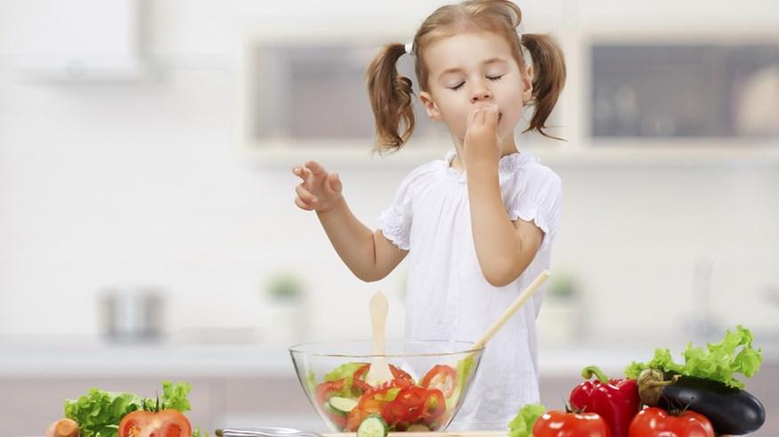 Παιδιά σε δίαιτα
