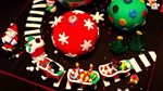Μεγαλούργησε η celebrity! Εφτιαξε σε τούρτα ολόκληρο χριστουγεννιάτικο χωριό!