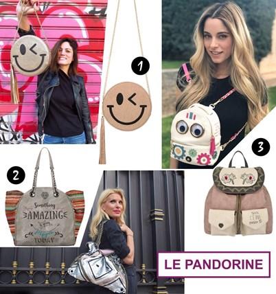 <span class=categorySpan colorRed>Διαγωνισμοι/</span>3 τυχεροί κερδίζουν μια τσάντα LE PANDORINE